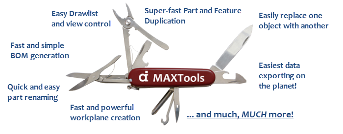 One tool, multiple functions!
